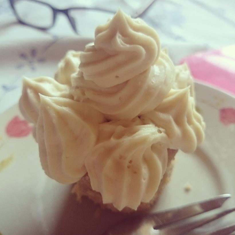 Und für Papa zum Geburtstag Cupcakes gebacken ^^