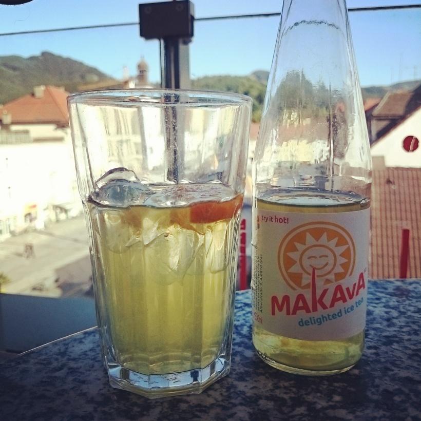 Makava im Bellini, schöner geht (fast) nicht an einem sonnigen Tag :)
