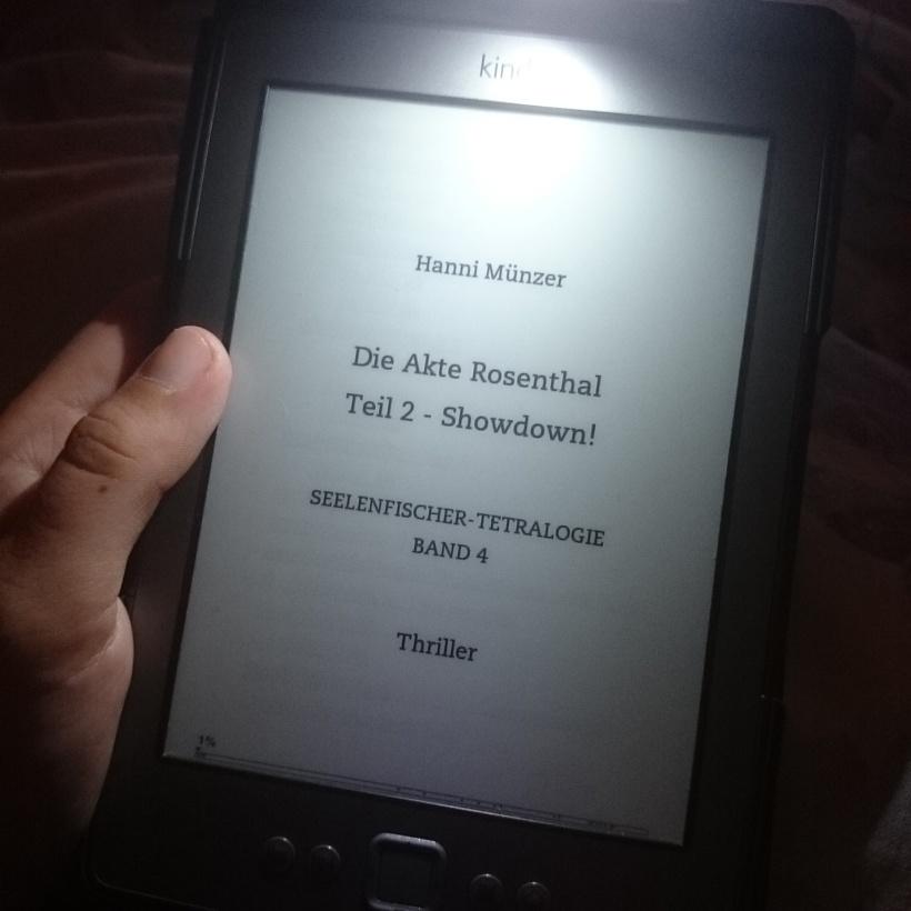 Der erste Teil war schon nach 2 Tagen ausgelesen, also musste der zweite (eigentlich vierte) Teil her!