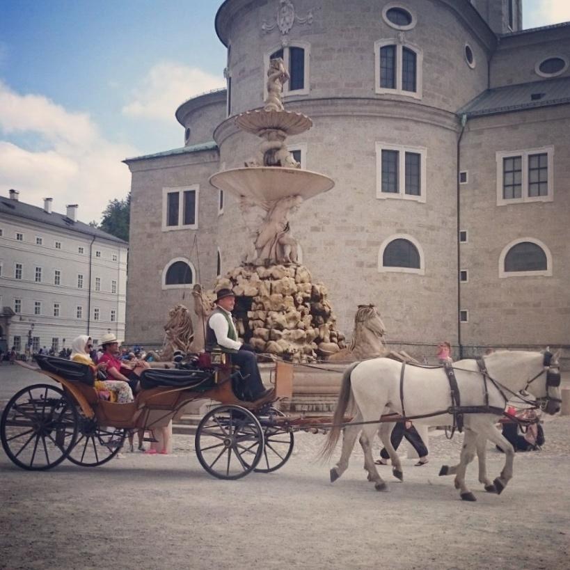 Touristenfoto aus Salzburg :)