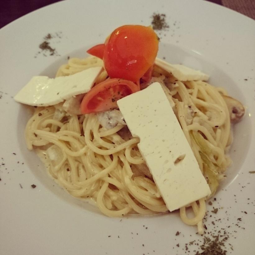 Spaghetti Matriziana