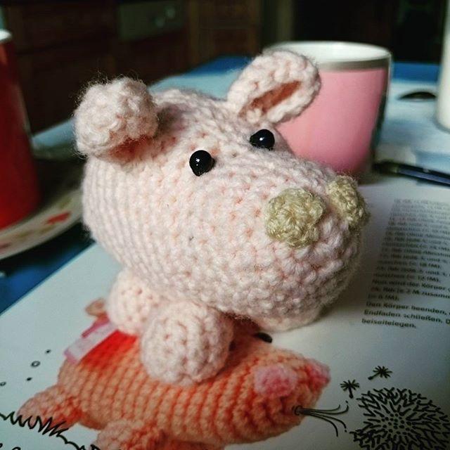 Häkelschwein